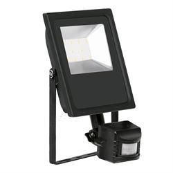 240V IP65 10W Adjustable LED Floodlight