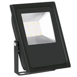 100-240V IP65 10W Adjustable LED Floodlight 100lm/w