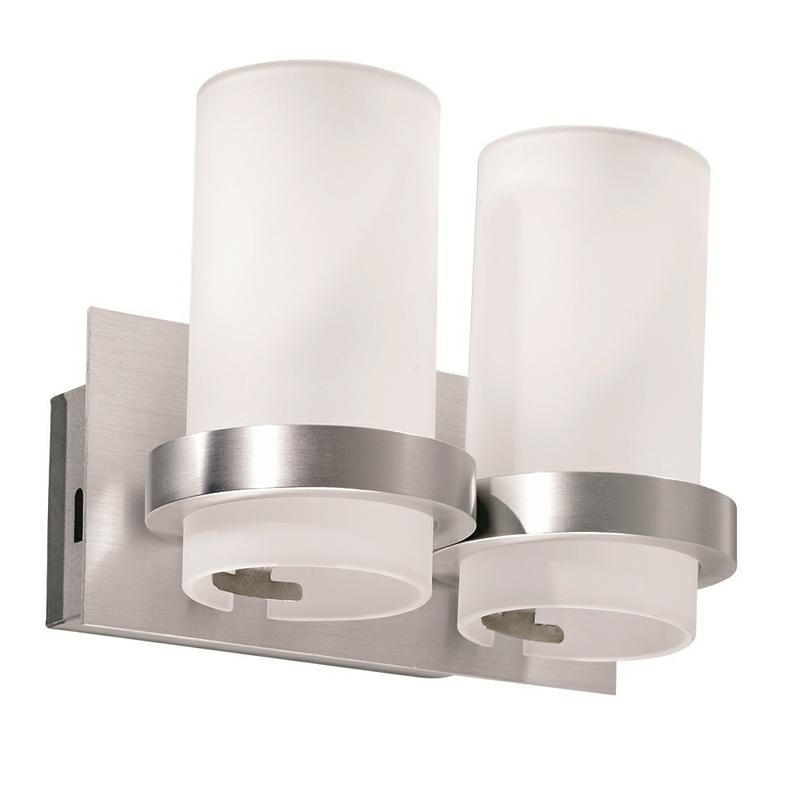 A2-WAL642 - G9 Fixed Twin Wall Light